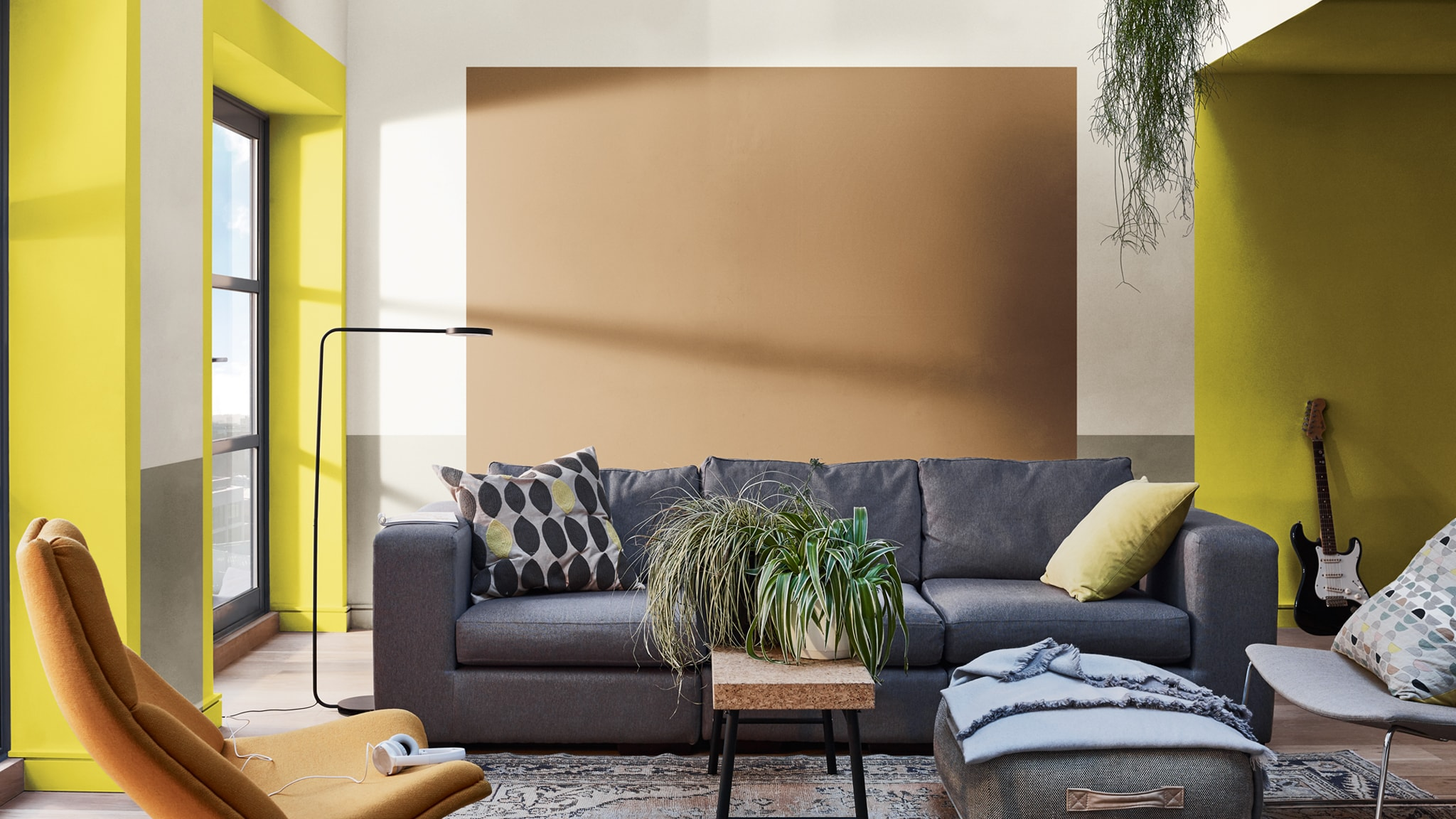Deco-Paints-Colour-Futures-Colour-of-the-Year-2019-A-place-to-act-Livingroom-Inspiration-04