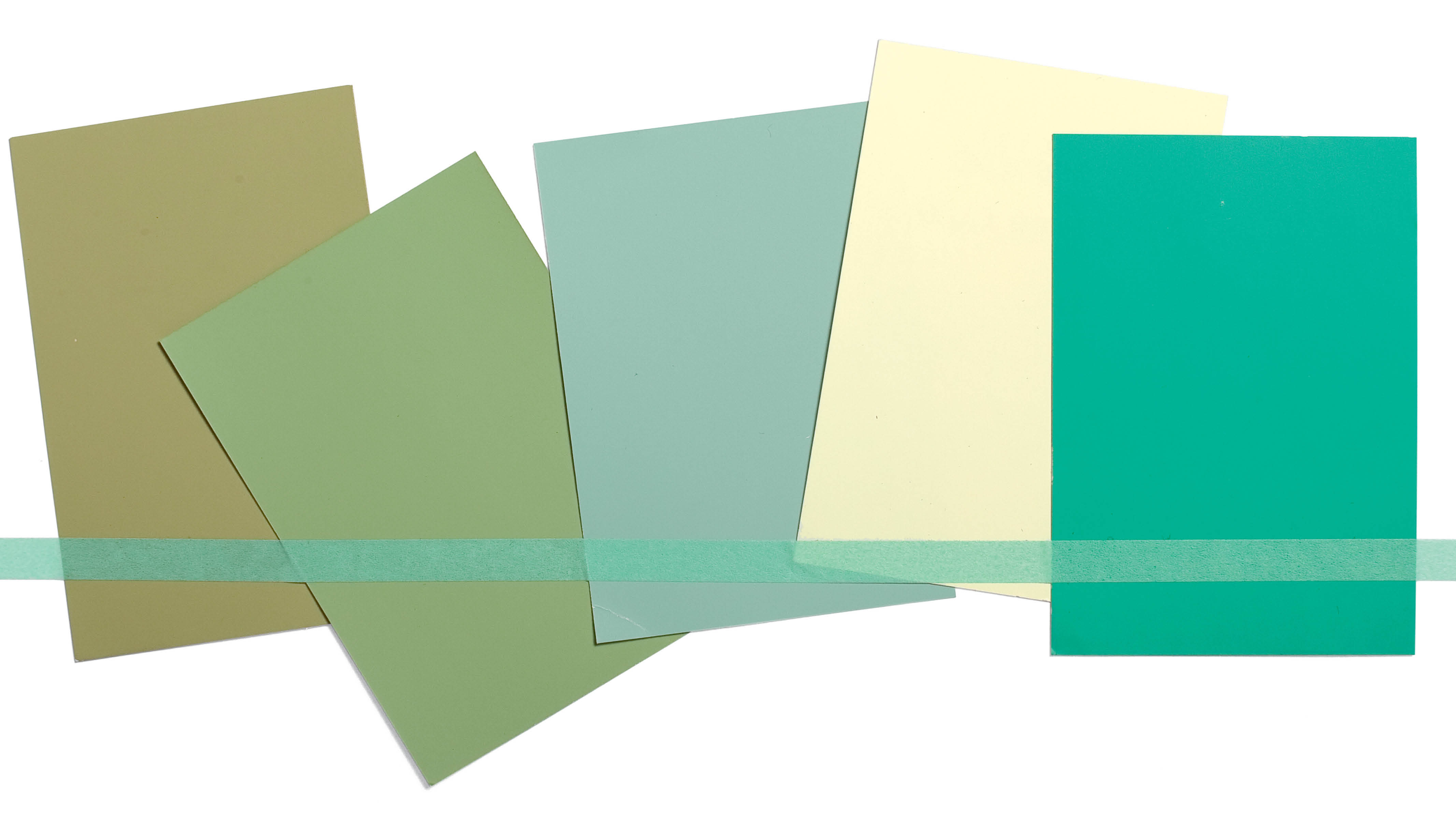 Green is famed for its harmonious qualities, making it the perfect gender-neutral shade for your little one's nursery.