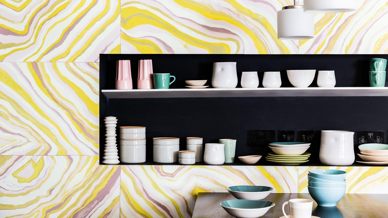 Bold patterns and bright prints are on trend for 2015. Discover how to use striking designs with confidence in your home.
