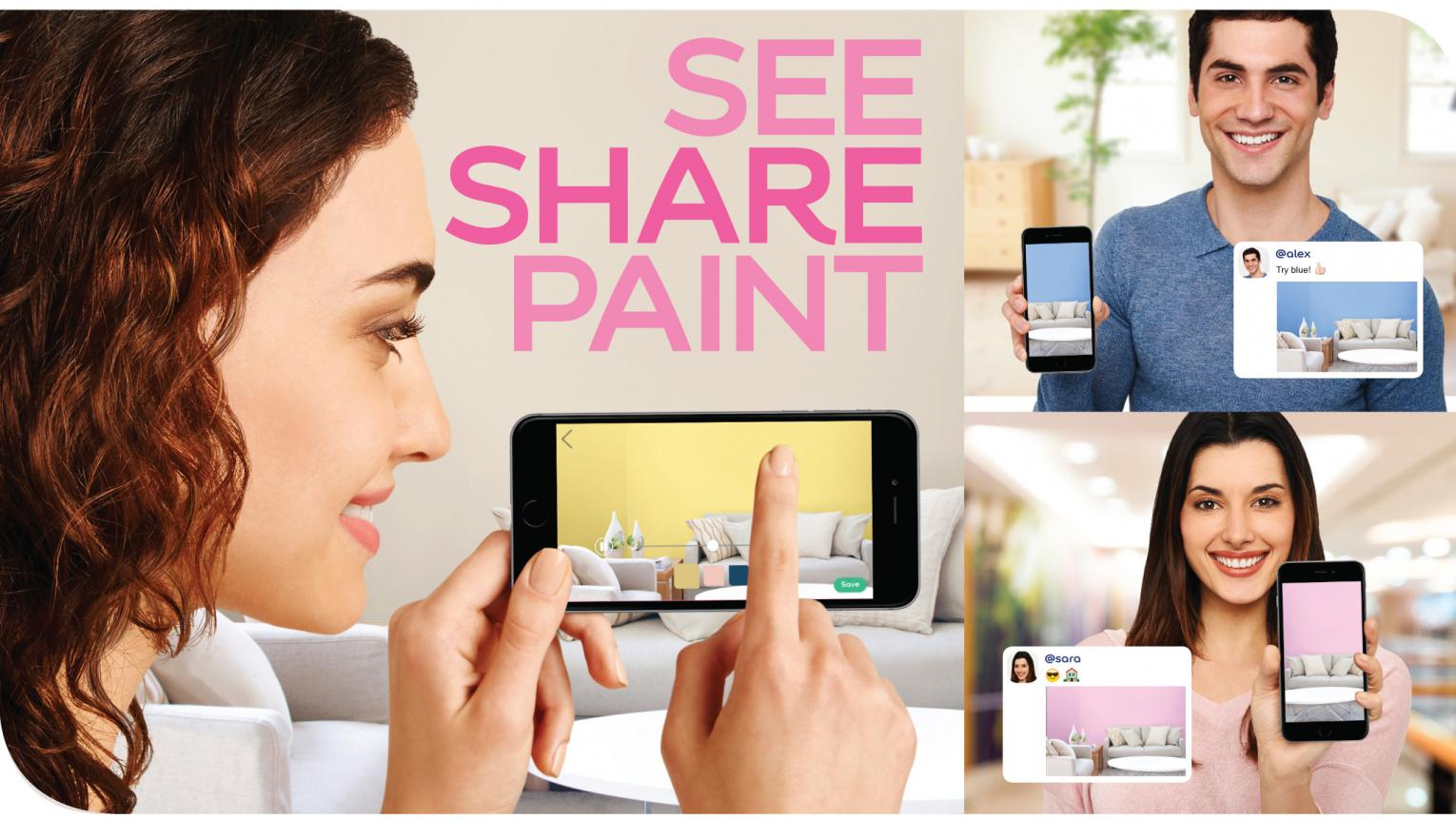 The right colour can transform your home and how you feel, which is why we've made choosing the ideal colour easier, and more fun, than ever with the new Dulux Visualizer app.